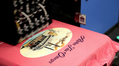 Direct to Garment Printing Services